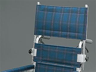 車椅子用ヘッドレストの説明
